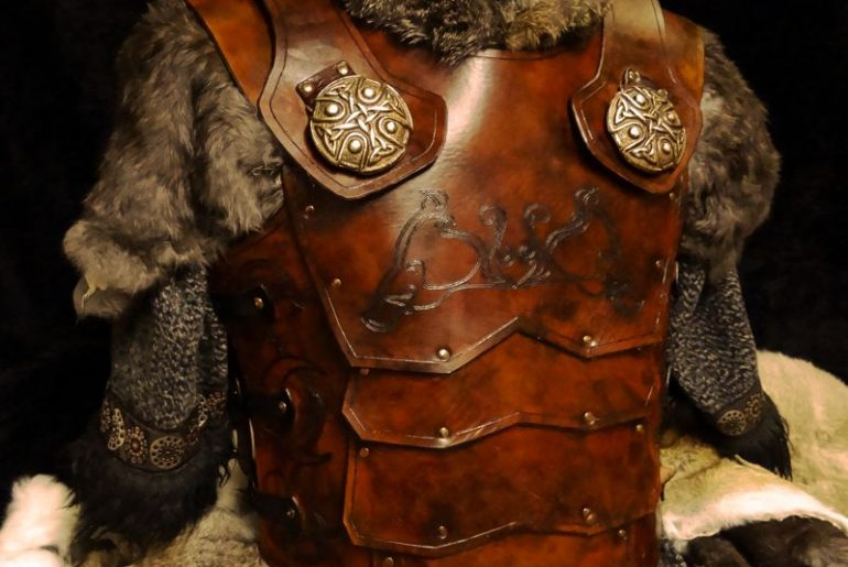 D&D Leather Armor