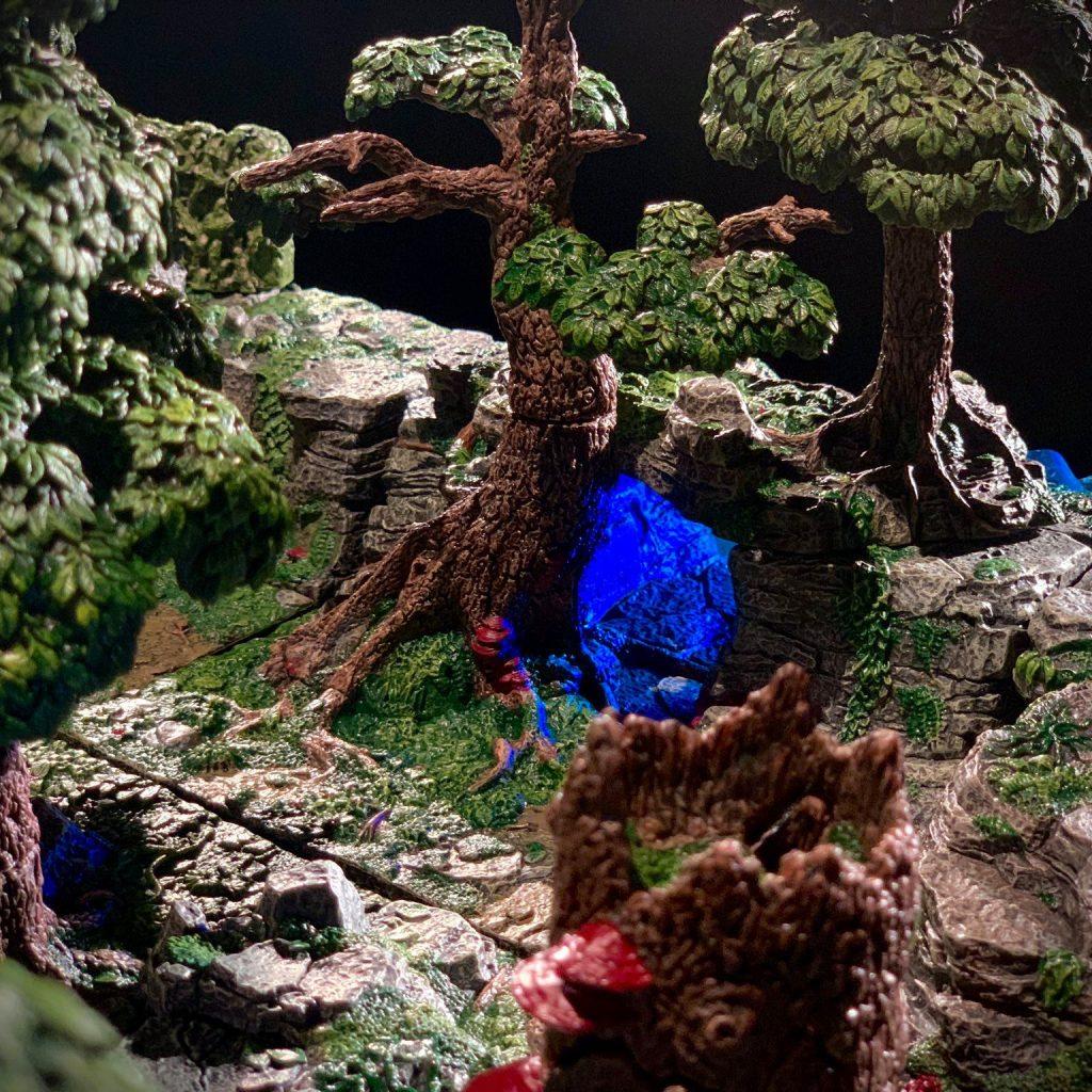 D&D forest