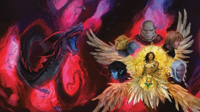 DD Critical Role Call of the Netherdeep A new Critical Role campaign is on the way from D&D publishers